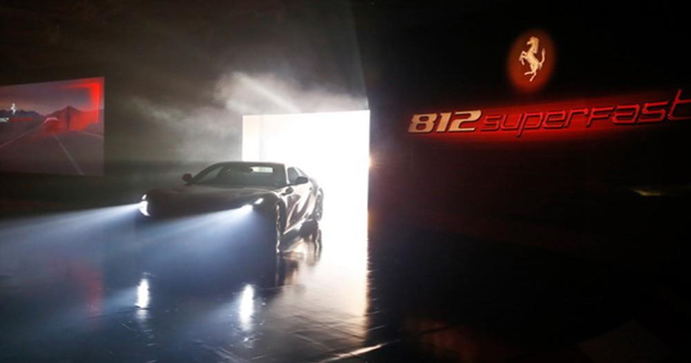【Ferrari慶祝創廠70週年】 推出812 Superfast 800匹強大馬力!
